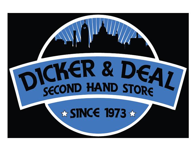 Dicker & Deal Cedar St. Logo