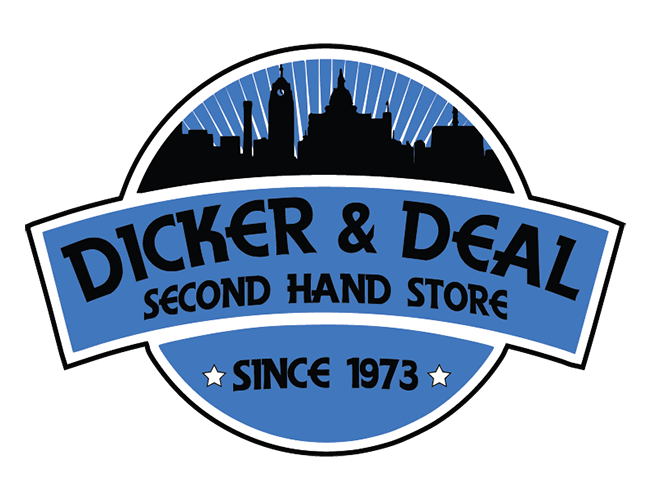 Dicker & Deal Cedar St. Logo